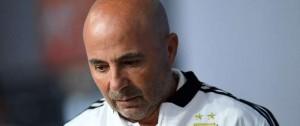 Portal 180 - Sampaoli acordó su salida de la selección argentina