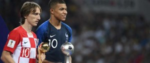 Portal 180 - Modric se quedó con el Balón de Oro; Mbappé fue el mejor jugador joven