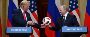 """Portal 180 - Putin y Trump hablan de """"un buen comienzo"""" para mejorar las relaciones entre sus países"""
