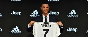 """Portal 180 - """"Soy diferente a los demás"""", dice Cristiano Ronaldo en su presentación con la Juve"""