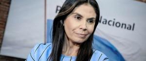 """Portal 180 - """"Voy a ser precandidata de mi querido Partido Nacional"""""""