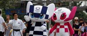 Portal 180 - Tokio bautiza a las futuristas mascotas de los Juegos Olímpicos 2020