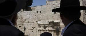 Portal 180 - Cierran parte del Muro de los Lamentos tras caer una piedra de 100 kilos