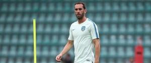 Portal 180 - Godín, nuevo primer capitán del Atlético