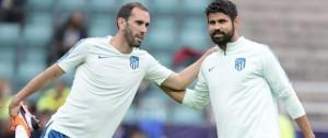 Portal 180 - Godín recibió ofertas, pero se queda en el Atlético