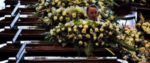 Portal 180 - Funerales de Estado en Génova por las víctimas del puente derrumbado