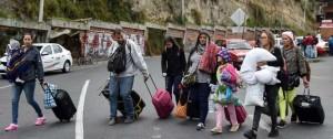 Portal 180 - Disminuye flujo de venezolanos hacia Brasil tras tensión en la frontera
