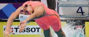 Portal 180 - Liu Xiang rompe récord del mundo de 50 espalda en los Juegos Asiáticos