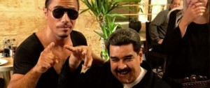 Portal 180 - Maduro celebra amistad con Salt Bae entre críticas