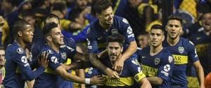 "Portal 180 - Boca se acerca a semis de Libertadores con ""ayuda"" del VAR"