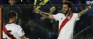Portal 180 - River le ganó el Superclásico a Boca en La Bombonera
