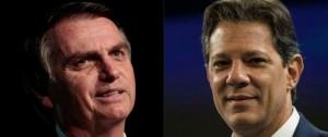Portal 180 - Bolsonaro y Haddad: programas diametralmente opuestos para Brasil