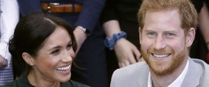 Portal 180 - El príncipe Enrique y Meghan Markle  esperan su primer bebé