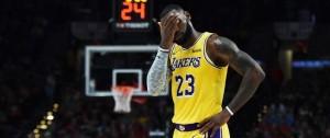 Portal 180 - LeBron debutó con derrota en los Lakers