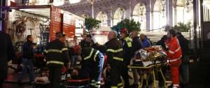 Portal 180 - Derrumbe de una escalera mecánica provoca una veintena de heridos en Roma