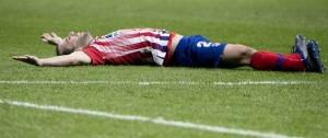 Portal 180 - Godín da triunfo en el descuento a un Atlético que se coloca segundo