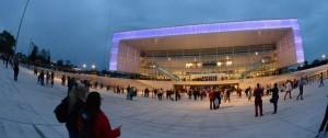 Portal 180 - Las imágenes de la inauguración del Antel Arena