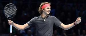 Portal 180 - Zverev sorprende a Federer y retará a Djokovic en la final del Masters