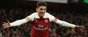 Portal 180 - Golazo de Torreira le dio el triunfo al Arsenal