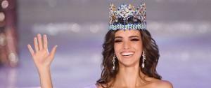 Portal 180 - Modelo mexicana voluntaria de ONG para migrantes coronada Miss Mundo