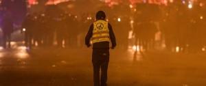 """Portal 180 - Violencia y casi 1.400 detenidos en protestas de """"chalecos amarillos"""" en Francia"""