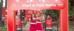 """Portal 180 - Coca-Cola FEMSA y Grupo Disco comparten la magia de las Fiestas con un """"Viaje al Polo Norte"""""""