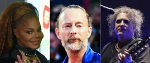 Portal 180 - The Cure, Radiohead y Janet Jackson entran en el Salón de la Fama del Rock