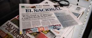 Portal 180 - Histórico diario venezolano El Nacional sale de circulación ahogado en dificultades