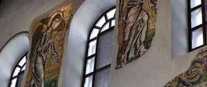 Portal 180 - Las imágenes de la restauración de los mosaicos en la Iglesia de la Natividad, en Belén