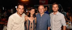 Portal 180 - Tienda Inglesa inauguró la temporada a pura fiesta en sus locales de Solanas y La Barra