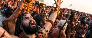 Portal 180 - Comienza el Kumbh Mela, el festival religioso más concurrido del mundo
