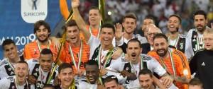 Portal 180 - Cristiano Ronaldo da a la Juventus la Supercopa italiana