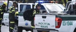 Portal 180 - Ocho muertos y diez heridos por coche bomba en academia policial de Bogotá
