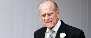 Portal 180 - A los 97 años, choca el esposo de la reina Isabel y desata la polémica en el Reino Unido