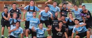 Portal 180 - Uruguay debuta en el Sudamericano Sub20