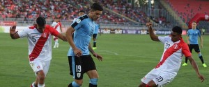 Portal 180 - Sub20: Uruguay perdió con Perú en el debut