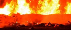 Portal 180 - Estallido de ducto por robo de combustible deja 66 muertos en México