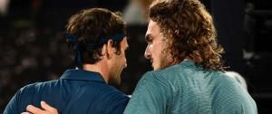 Portal 180 - Federer pierde su corona en Australia al caer con Tsitsipas