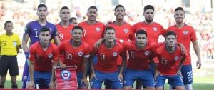"""Portal 180 - Sub20: chileno se disculpó por decirle """"muerto de hambre"""" a venezolano"""