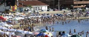 Portal 180 - Verano gris en Punta del Este, que resiste los golpes de la crisis argentina