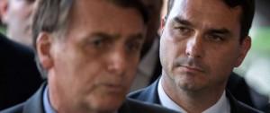 Portal 180 - Crecen las sospechas de corrupción sobre el hijo de Bolsonaro