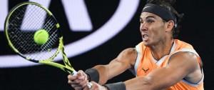 Portal 180 - Nadal gana a Tiafoe y jugará con Tsitsipas en semifinales de Australia