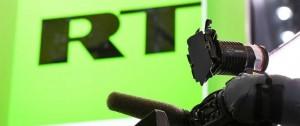 Portal 180 - Televisión rusa RT protesta tras bloqueo de varias de sus páginas en Facebook