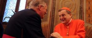 """Portal 180 - Dos cardenales denuncian """"la plaga de la agenda homosexual"""" en la Iglesia"""
