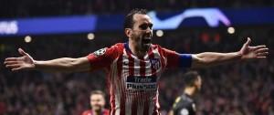 Portal 180 - Con goles de Godín y Giménez, Atlético venció 2 a 0 a Juventus