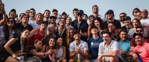 Portal 180 - Rafael Nadal abrió su Centro De Tenis en Costa Mujeres