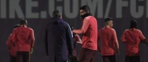 """Portal 180 - """"Es difícil prescindir de Luis Suárez"""", asegura Valverde"""