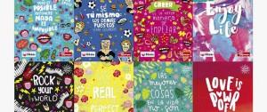 Portal 180 - Teletón lanza colección de cuadernolas