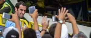Portal 180 - Godín, el hombre récord celeste, comanda a Uruguay en final de China Cup