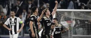 Portal 180 - Ajax dejó sin el sueño de la Champions a la Juventus de Cristiano